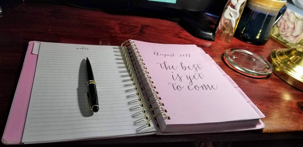 Planner The best is yet to come
