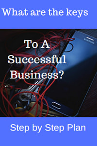 Keys to a successful business