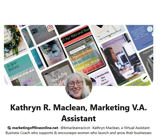 Pinterest K A Maclean