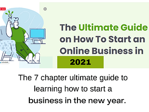 7 chapter Guide Start a Business