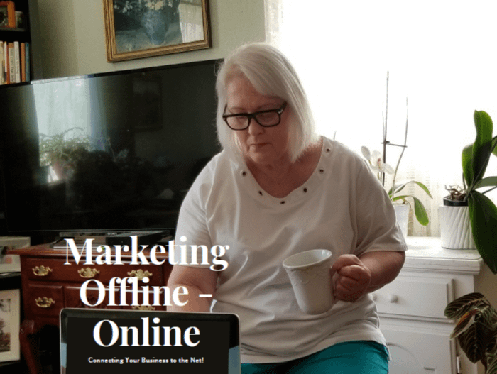 Marketing Offline Online