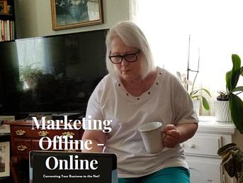 Marketing Offline Online