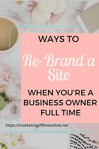 Business Re-Branding