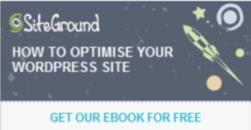 SiteGround Optimization Ebook