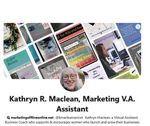 Pinterest K R Maclean