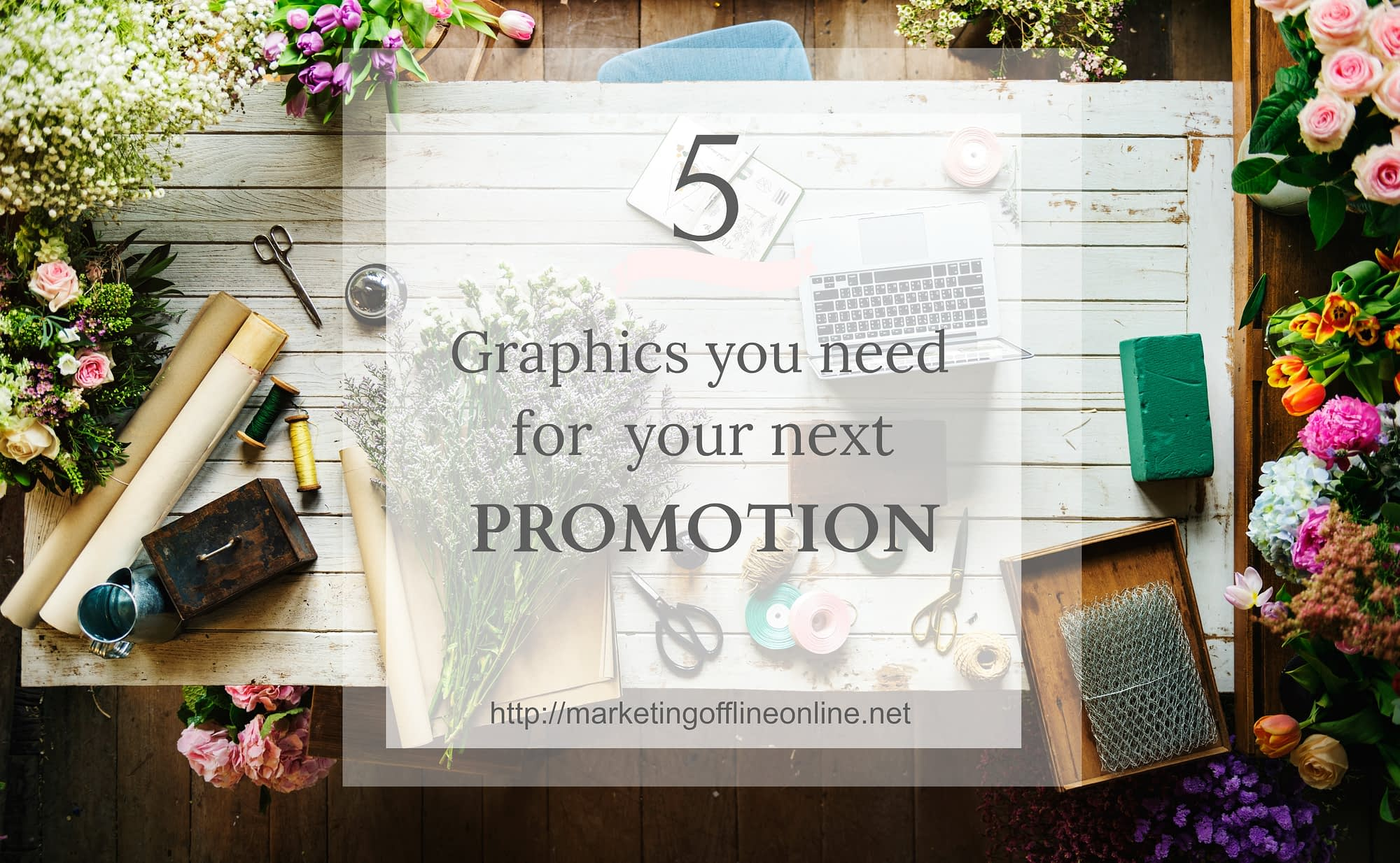 Graphics for your next promotion