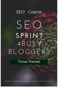 SEO Course Thrive Themes
