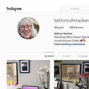 Instagram KRM