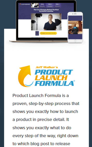 Product Launch Formula