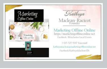 Business card M.0.0.