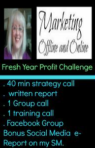 Fresh Year Profit Challenge